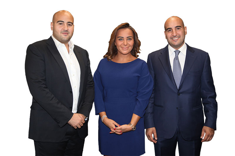 el Maghraby Group Team